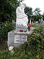 Sad Jesus statue (1909), 2020 Jászapáti.jpg