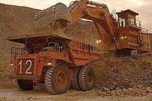 Sadiola Gold Mine - Image: Sadiola mining