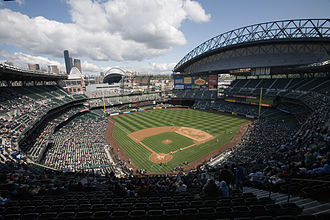 T-Mobile Park - Safeco Field