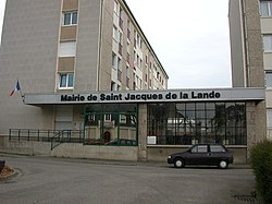 Saint-Jacques-de-la-Lande ancienne mairie.jpg