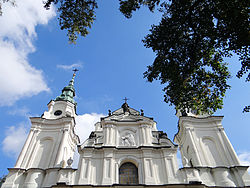 Saint Anne church in Lubartów - Detal - 05.jpg