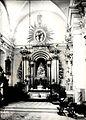 Saint Anthony of Padua church in Łódź-Łagiewniki, interior, Włodzimierz Pfeiffer, 003.jpg