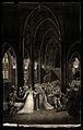 Saint Clare. Mezzotint. Wellcome V0033446.jpg