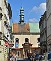 Saint Joseph Church, 21 Poselska street, Old Town, Krakow, Poland.jpg