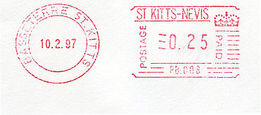 Saint Kitts and Nevis stamp type B2.jpg