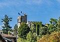 Saint Stephen Castle in Aurillac 01.jpg
