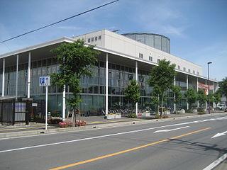 Nishi-ku, Saitama Ward in Kantō, Japan