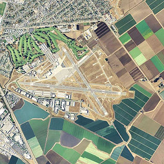 Salinas Municipal Airport airport in California, United States of America