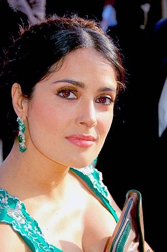 Salma Hayek - Hayek at the 2008 Cannes Film Festival