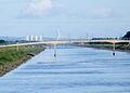 Saltney Ferry footbridge - geograph.org.uk - 1472516.jpg