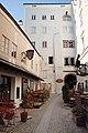 Salzburg - Altstadt - Getreidegasse 22 Hofseite - 2019 07 26 - 1a.jpg