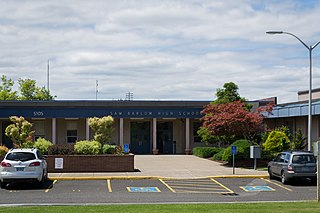 Sam Barlow High School Public school in Gresham, , Oregon, United States