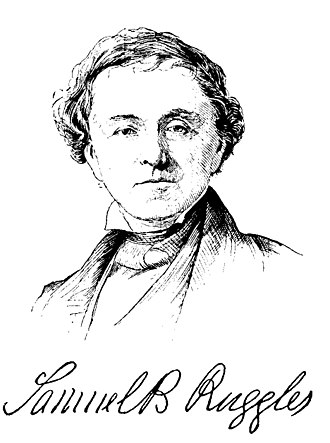 Samuel B. Ruggles - Image: Samuel Bulkley Ruggles