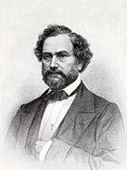 Samuel Colt by Brady, 1857