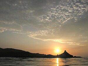 San Clemente Island - Image: San Clemente Island Sunrise