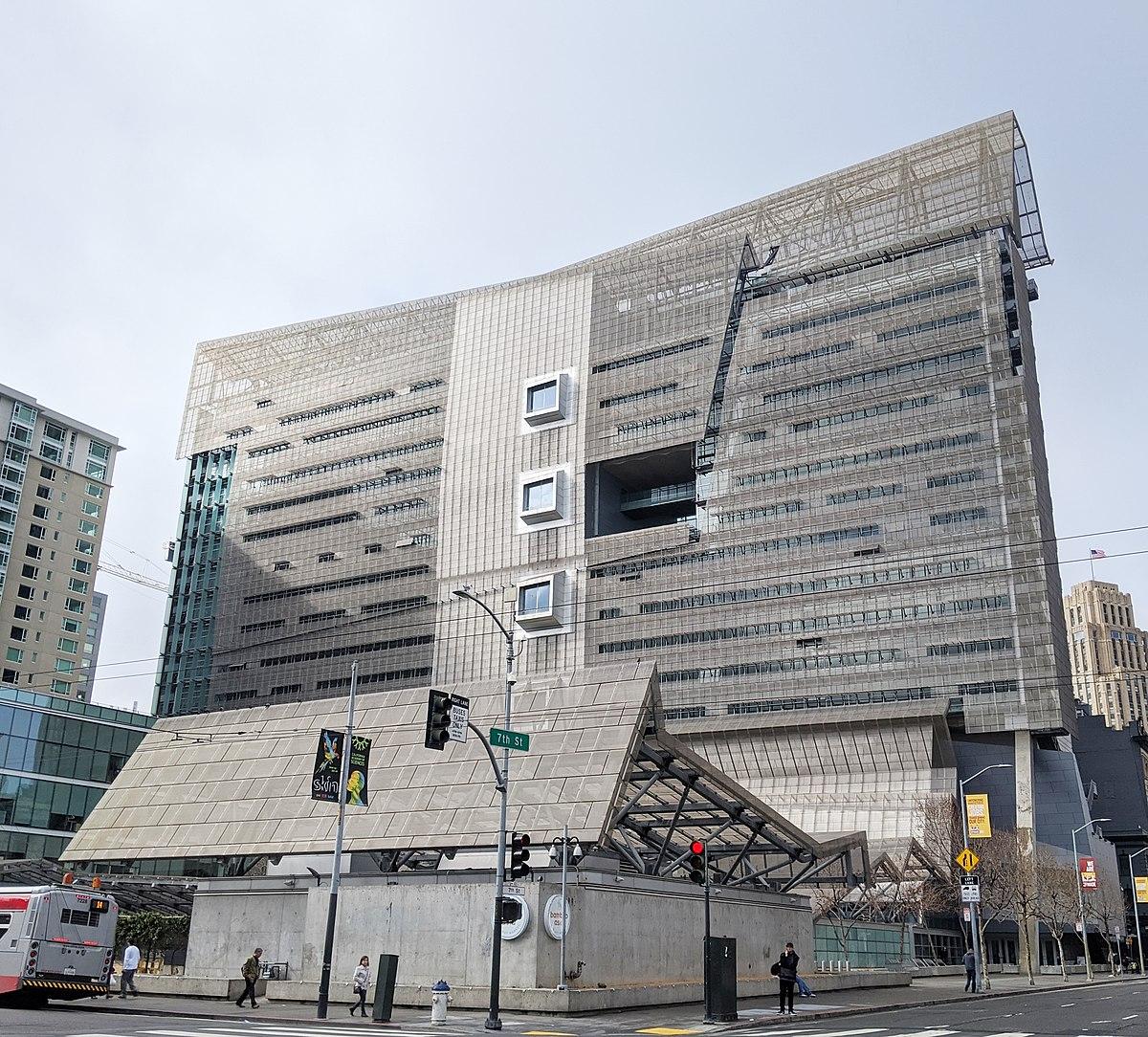 San Francisco Federal Building - Wikipedia