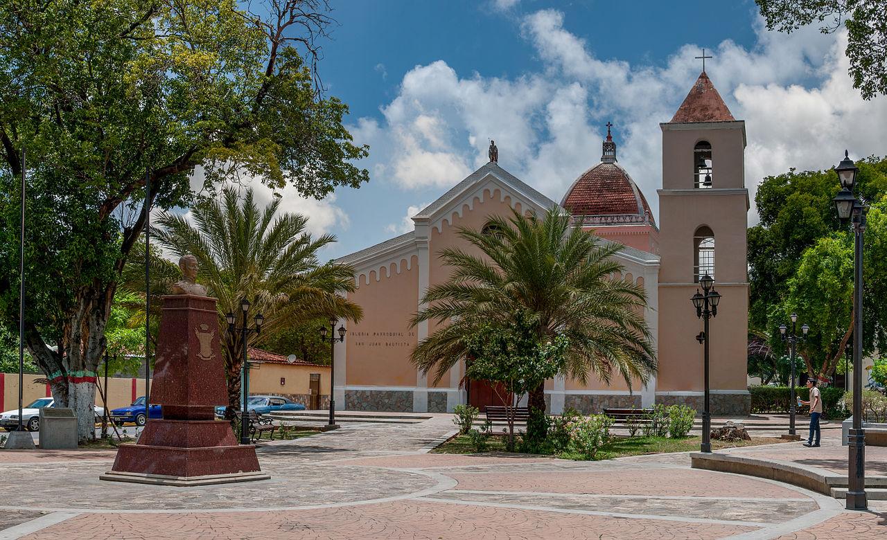 filesan juan bautista nueva esparta venezuela square