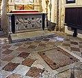 San Lio (Venice) - Cappella Gussoni - tombe of Canaletto.jpg