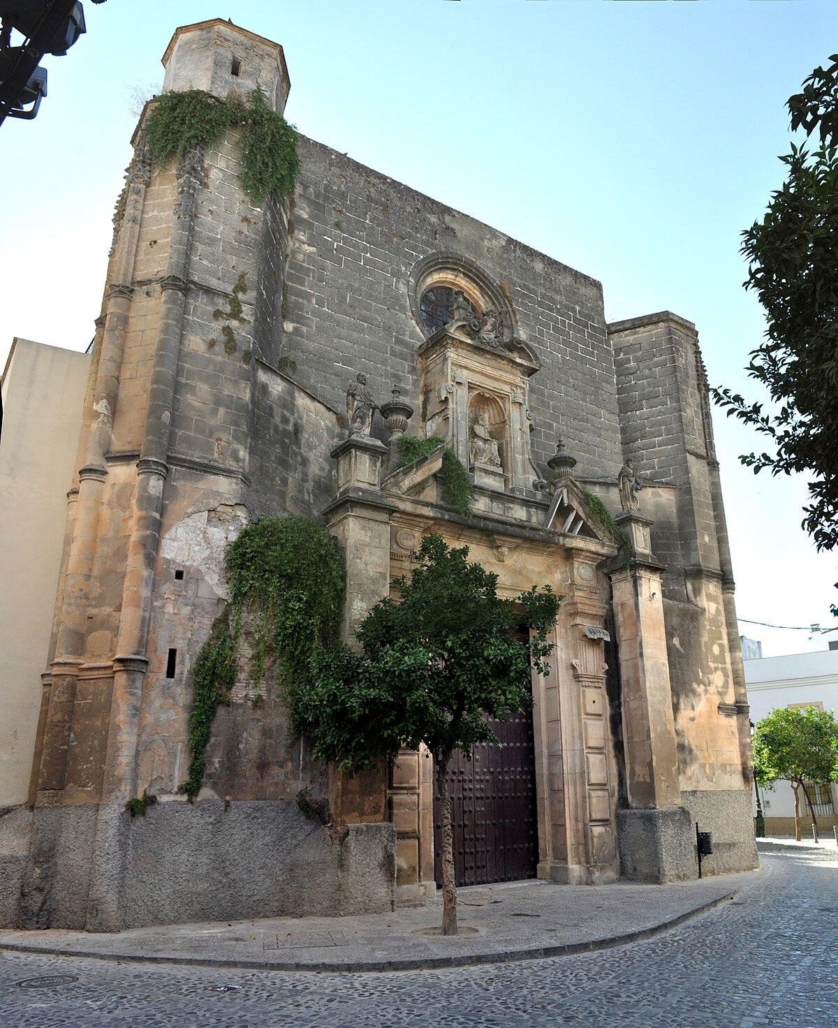 Iglesia de san marcos jerez de la frontera wikipedia for Puerta 8 san marcos