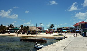 San Pedro Town - Image: San Pedro, Ambergris Caye