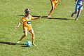 San lorenzo rosario central futbol femenino titi nicola 07.jpg