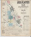 Sanborn Fire Insurance Map from Big Rapids, Mecosta County, Michigan. LOC sanborn03930 001-1.jpg