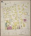 Sanborn Fire Insurance Map from Brockton, Plymouth County, Massachusetts. LOC sanborn03698 003-22.jpg