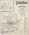 Sanborn Fire Insurance Map from Fergus Falls, Otter Tail County, Minnesota. LOC sanborn04297 001-1.jpg