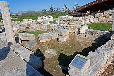 Sanctuary of Apollo Hylates east complex 2010 2.jpg