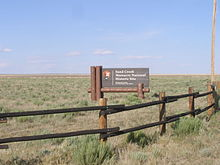 Sand Creek Macre National Historic Site - Wikipedia on
