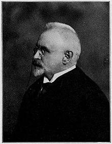Adolf Sandberger, ca. 1934 (Quelle: Wikimedia)