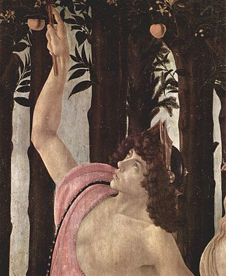 Primavera (painting) - Heyl