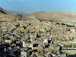 Mehdishahr City in Semnan, Iran
