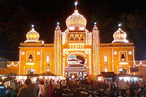 Sangli - Ganpati Temple, Heart of Sangli City
