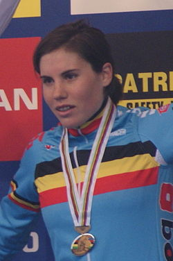Image illustrative de l'article Sanne Cant