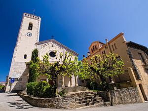 Sant Quirze de Besora - Parish church