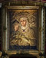 Santa Giustina (Padua) - Chapel of Saint Luke - Madonna of Constantinople Sixteenth-century version.jpg