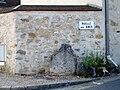 Santeuil - Plaque ruelle aux anes.jpg