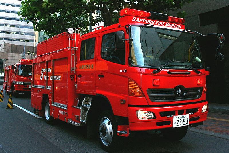 Sapporo Fire bureau odori 2 A-2class TypeII.jpg