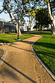 Sara Mendez Park path, Norwalk, California.jpg