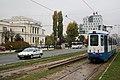 Sarajevo Tram-802 Line-3 2011-10-28 (4).jpg
