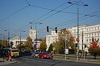 Sarajevo Tram-Line Hamze-Hume 2011-10-31 (2).jpg