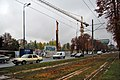 Sarajevo Tram-Line Hotel-Bristol 2011-10-22.jpg