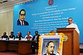 """Satya Pal Singh addressing programme on """"The Rule of Law and the Role of Dr. Bhim Rao Ambedkar in Nation Building"""", the occasion of the Birth Anniversary of the late Dr. Bhim Rao Ambedkar, in New Delhi.jpg"""