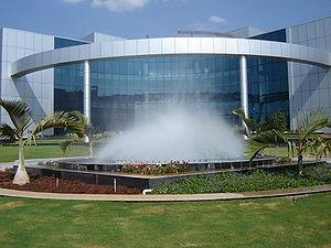 Tech Mahindra - Image: Satyam Tech Center