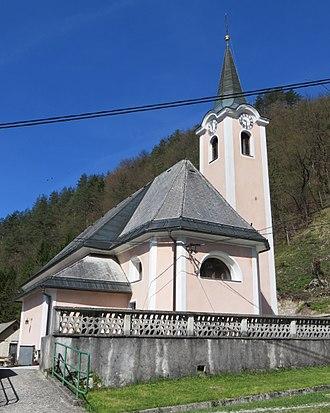 Sava, Litija - Saint Nicholas's Church