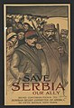Save Serbia our ally. Send contributions to Serbian Relief Committee of America LCCN99613722.jpg