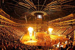 O2 Arena (Prague) - Image: Sazka arena 02