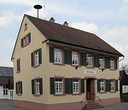 Rathaus in Schallbach