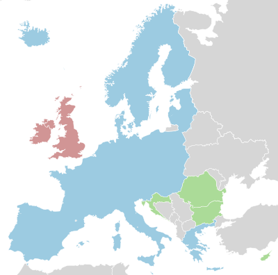 Schengen Agreement map.svg